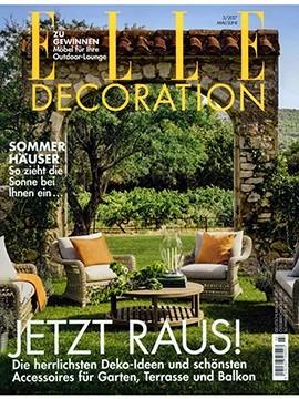 Rassegna stampa del settore del mobile mdf italia for Elle decoration germany