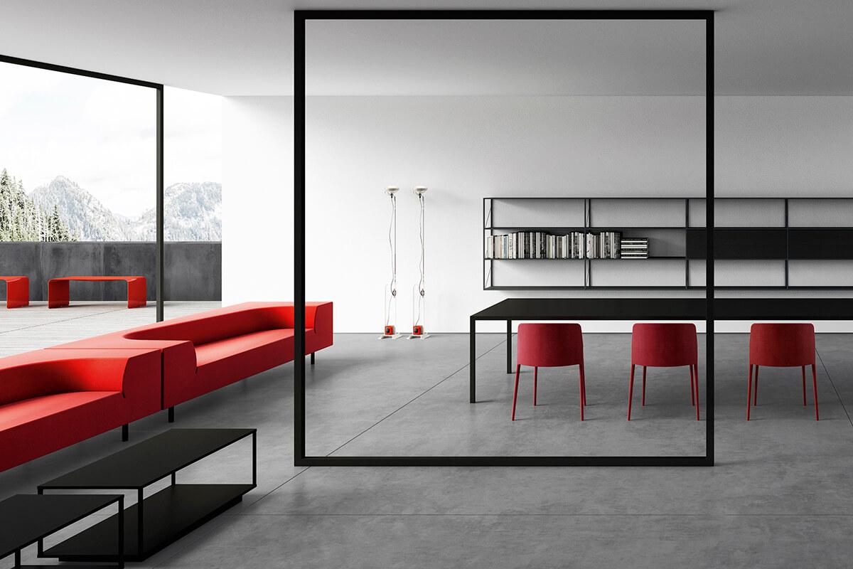 Bora Bora Modular Sofas With A Modern Design Mdf Italia