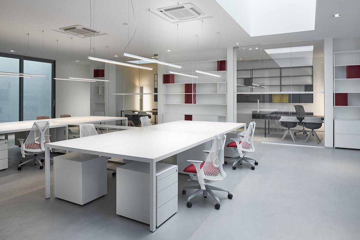 Mdf italia new headquarters for Office design italia srl