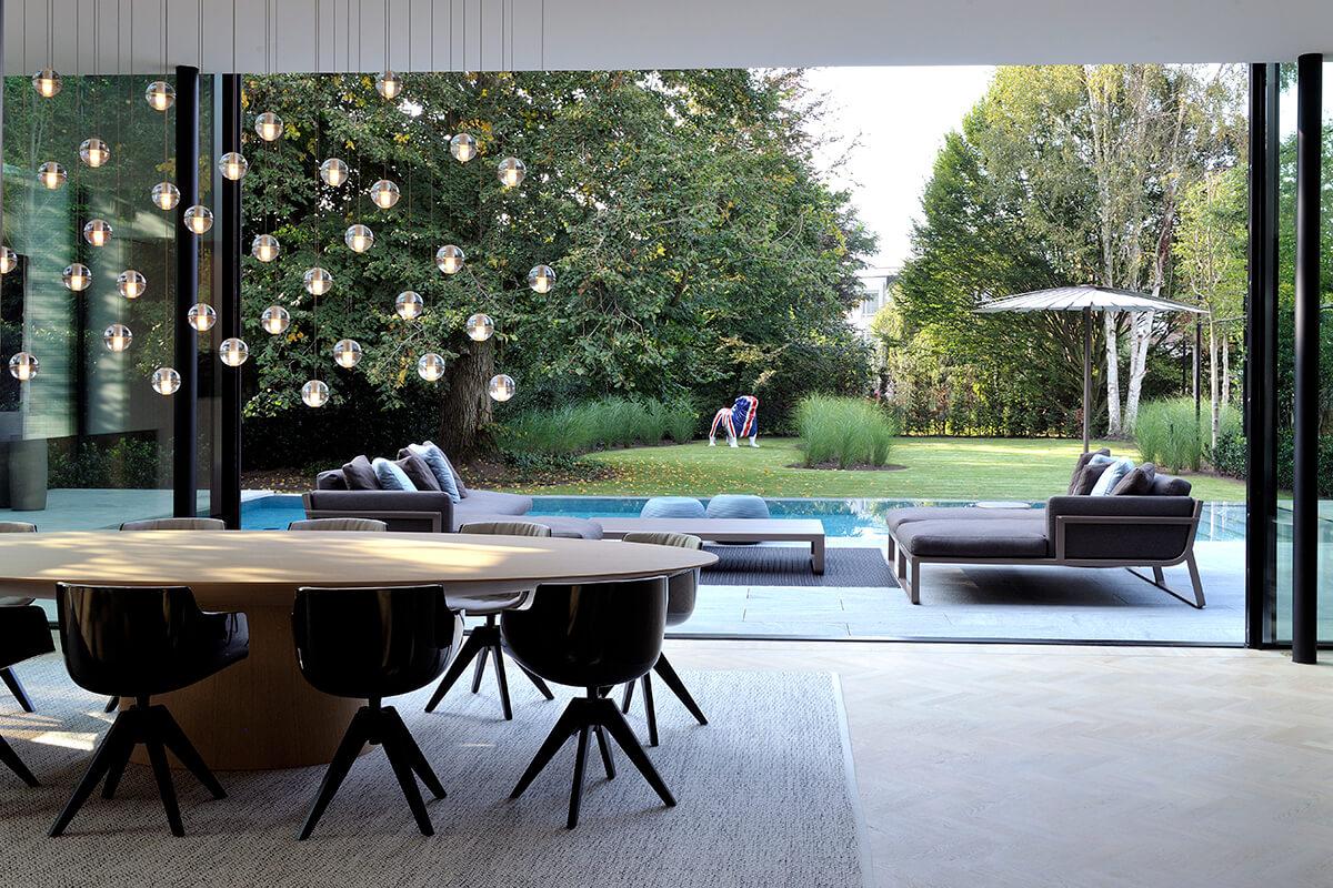 Interni villa moderna for Interni villa moderna
