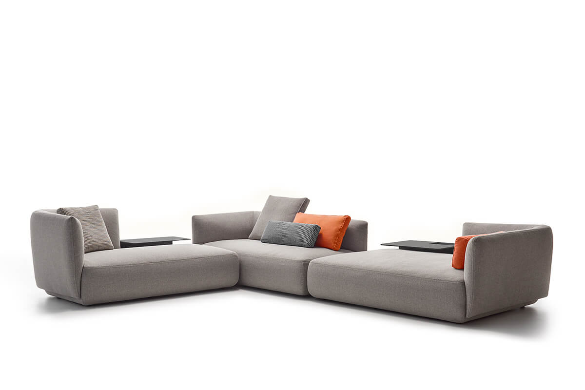 Cosy Modern Modular Sofas And Coffee Tables Mdf Italia