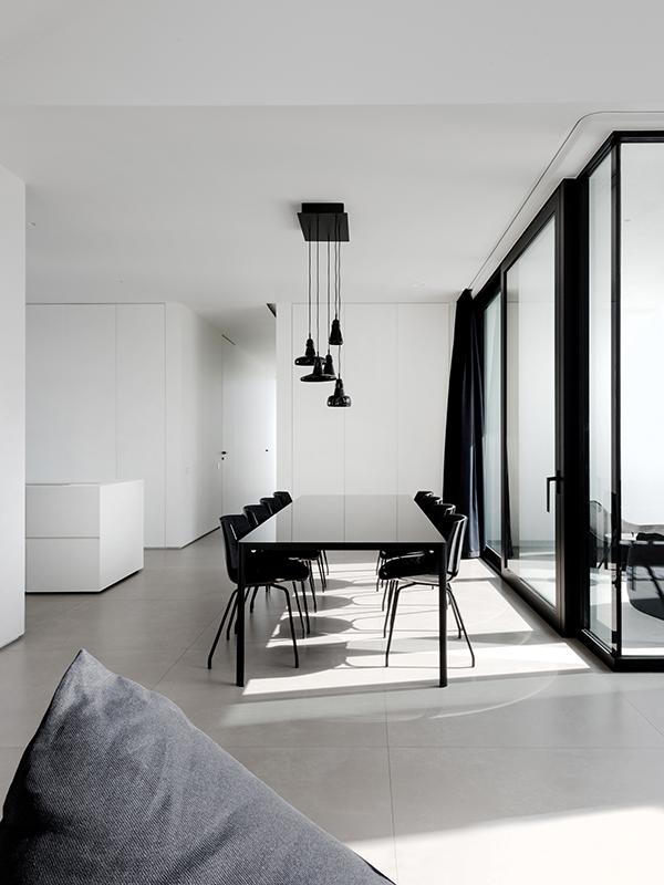 Appartamento moderno varsavia for Appartamento moderno