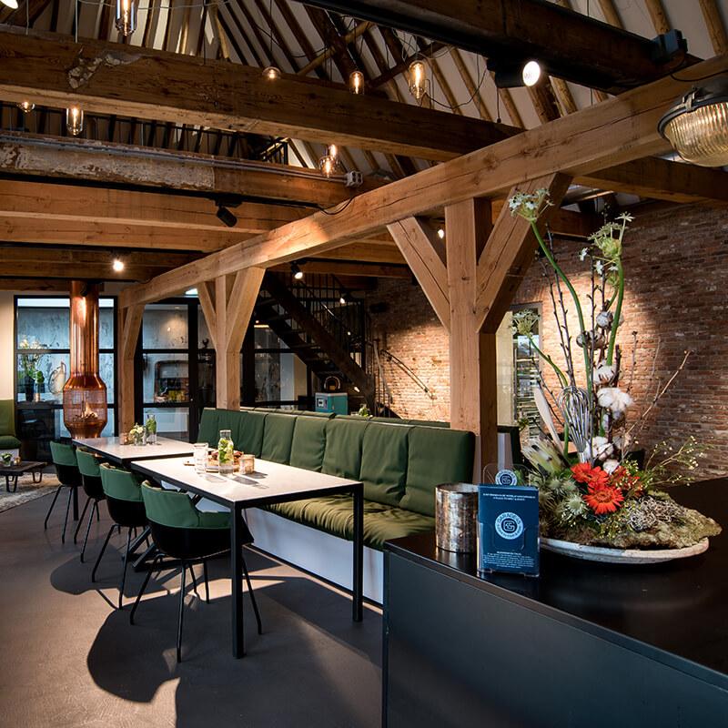 Garage 45 Restaurant