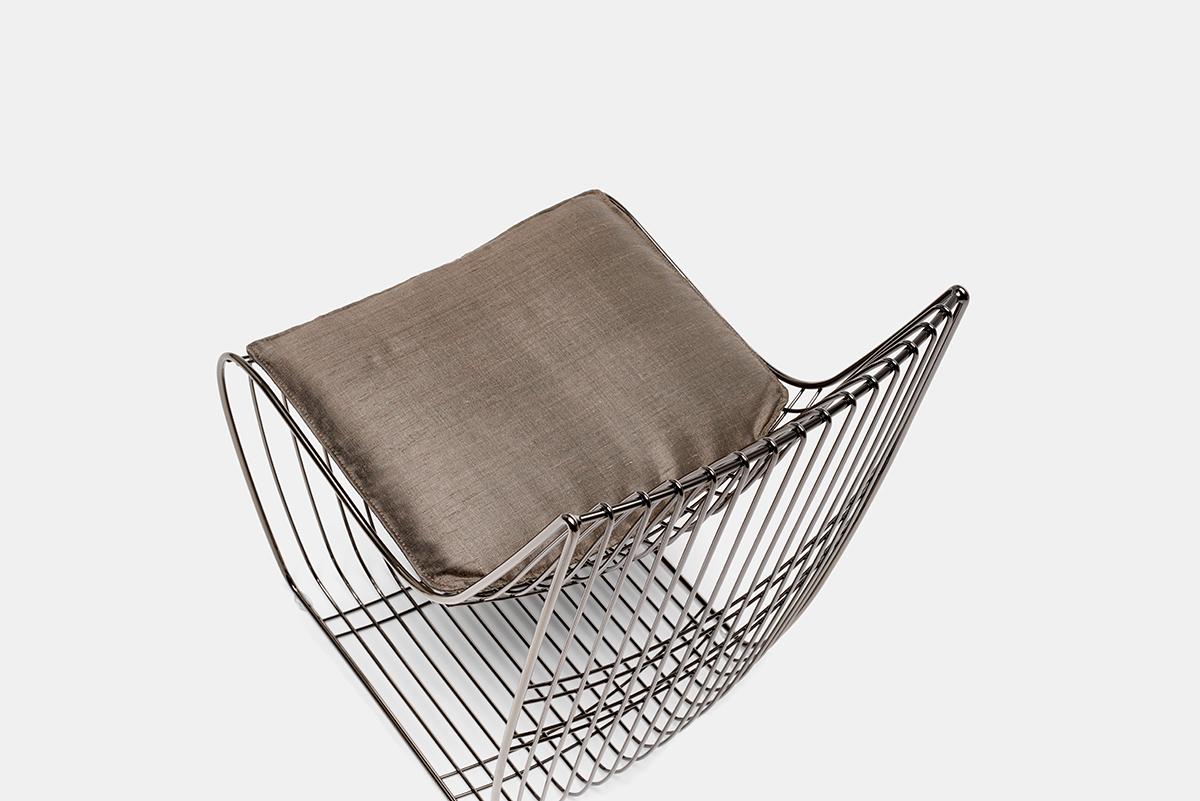 Sedia design particolare sedia moderna design sign filo for Sedia design srl