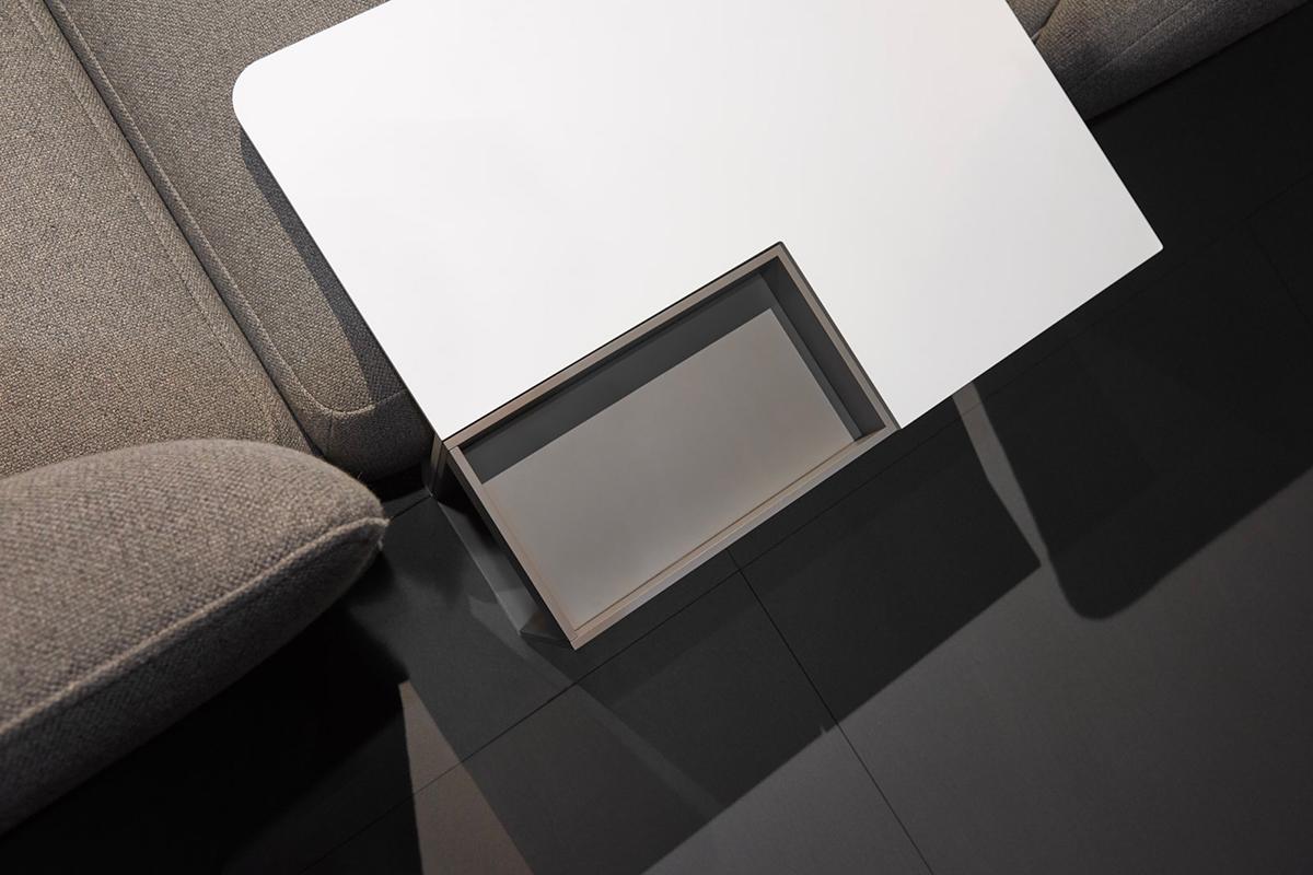 Cosy Low Table 1 E 2 Modern Coffee Table Mdf Italia