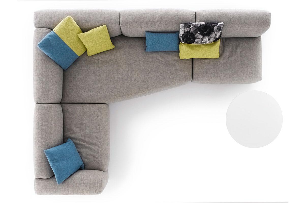 Mate 2012 Modular 2 Seat Sofa Mdf Italia