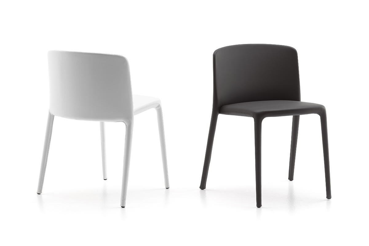 Achille chair for Mdf italia spa