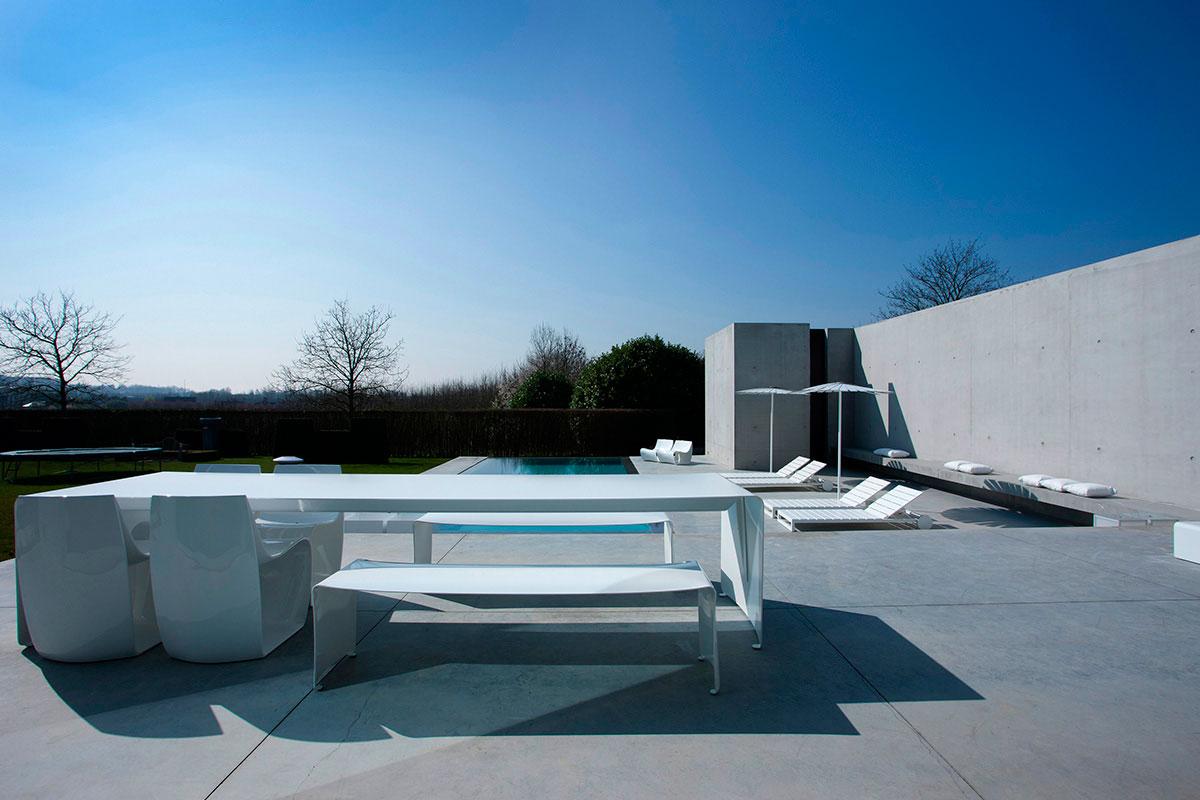 poolhouse marke marke belgium - Grande Table