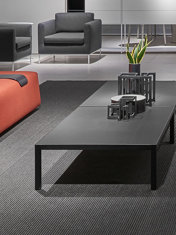 Lim 3 0 lightweigth coffee table with a rigorous design for Mdfitalia it