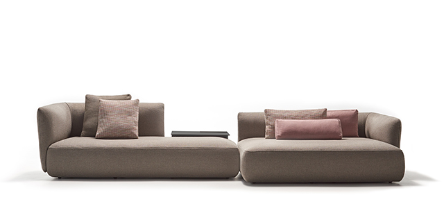 Bettsofa design  MDF Italia furniture. Furniture with unique Italian design.