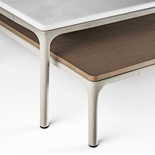 Low Tables With Elegant Finishes