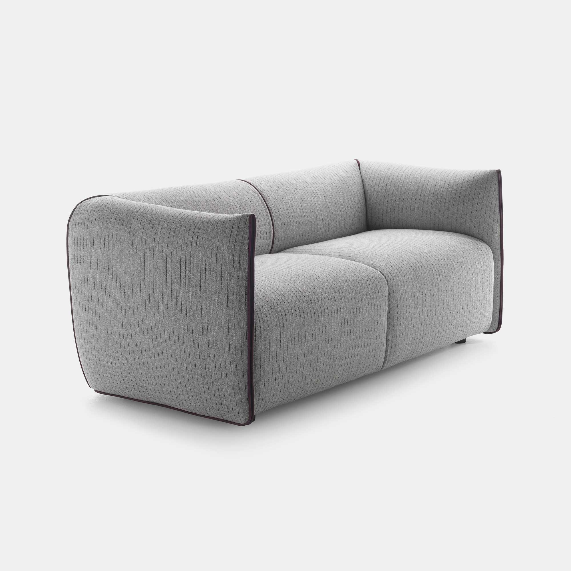 MIA collection of sofas armchairs and poufs MDF Italia