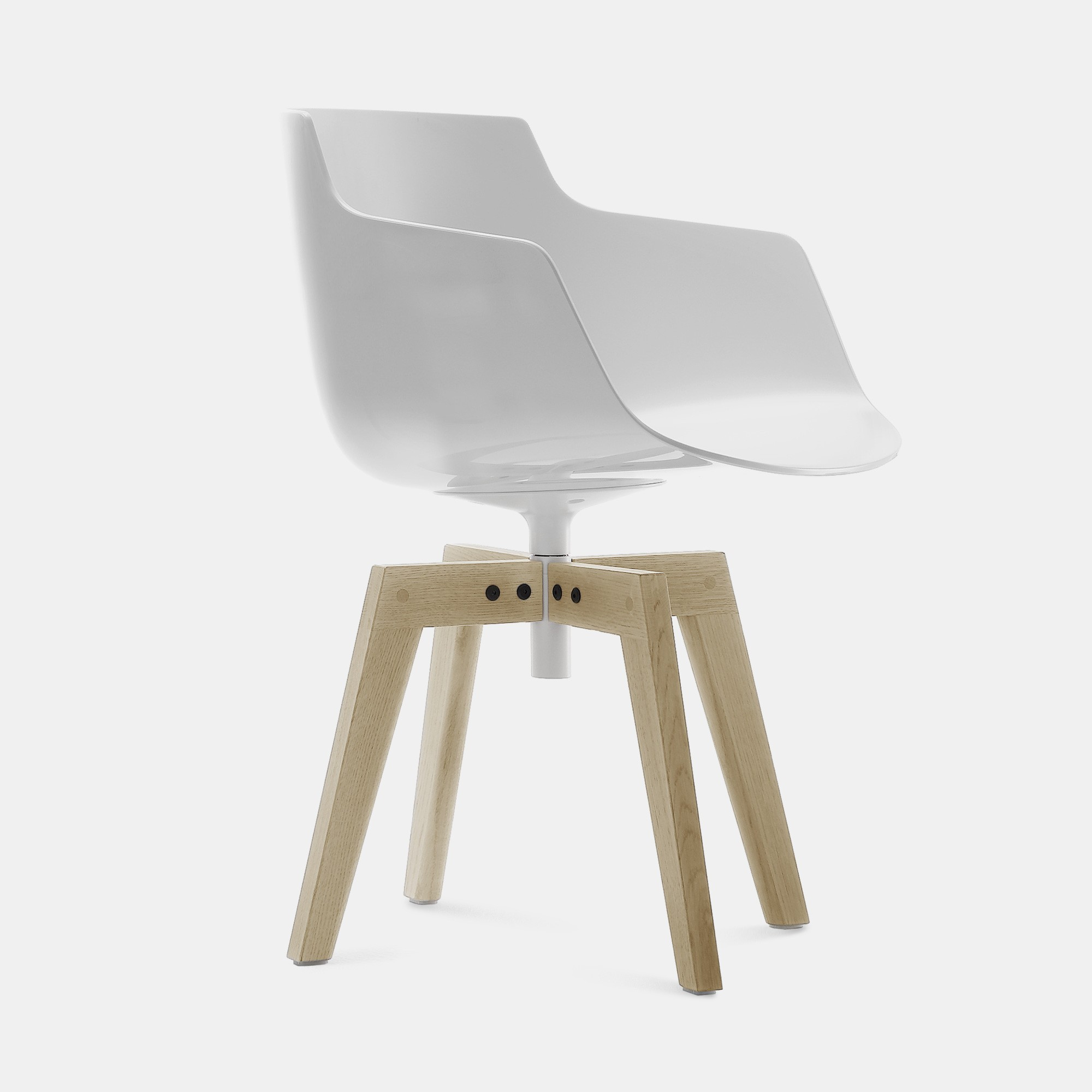 FLOW SLIM Chairs for home and professional environments MDF Italia