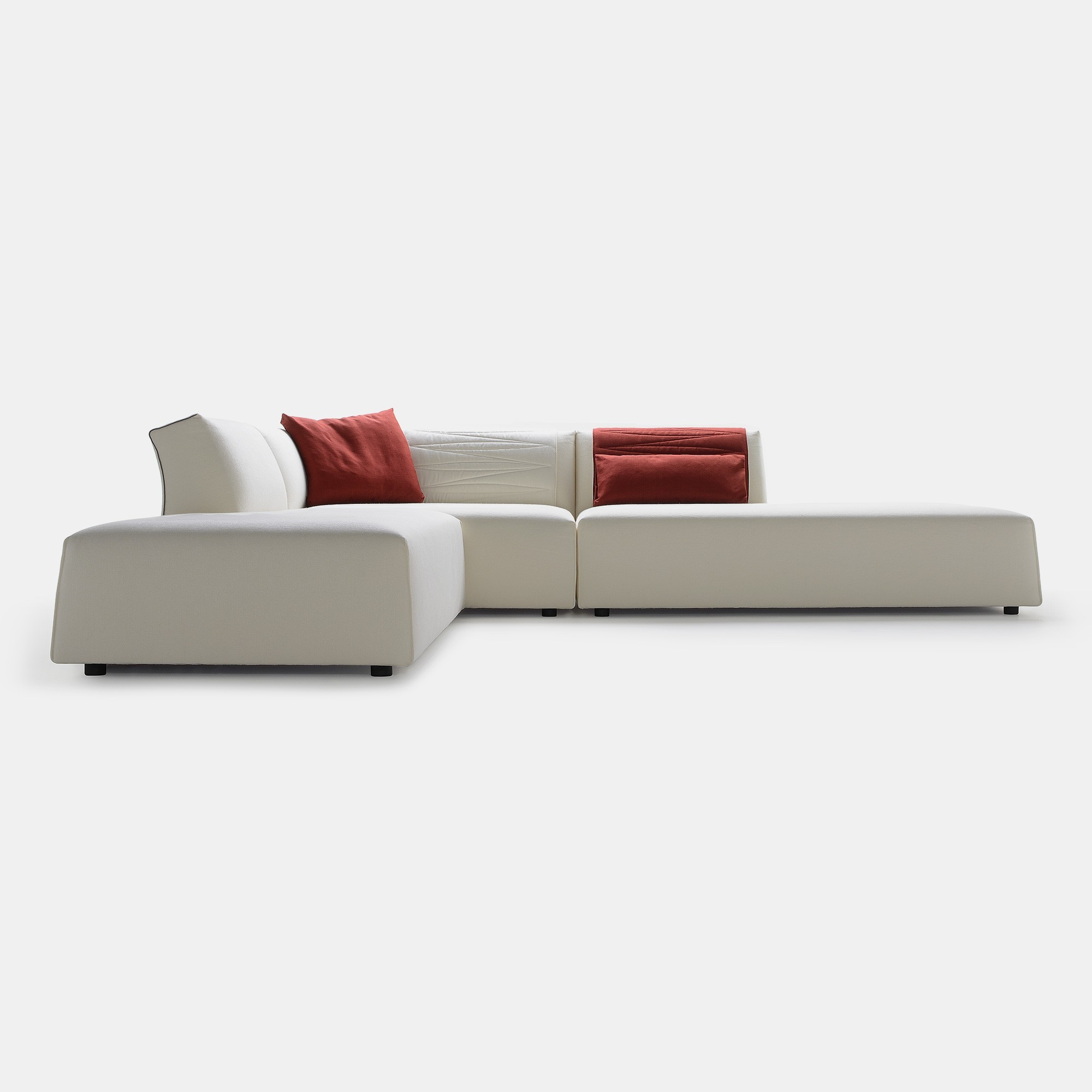 THEA modular sofa. Information and pictures. MDF Italia.