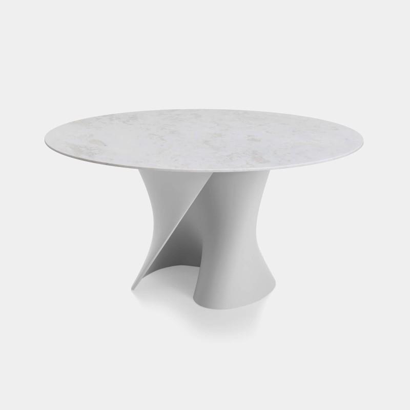 Tavoli Rotondi Moderni Design.Tavolo Rotondo Design Tavolo Ovale Moderno S Table Con