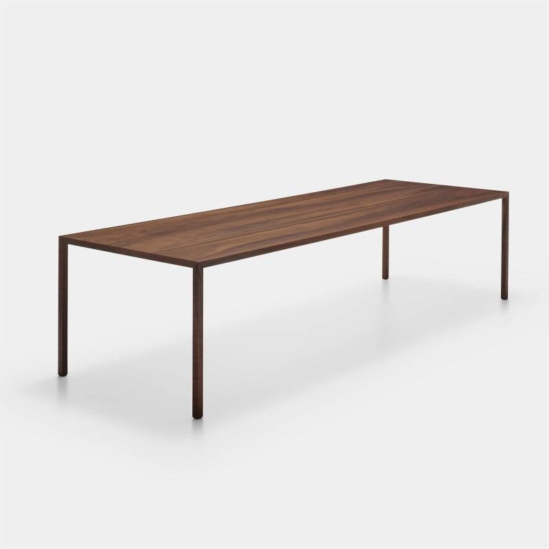 Tense material tavolo design rettangolare lungo in vari for Tavoli e scrivanie
