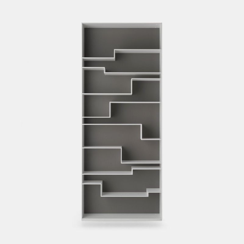 Melody bookcase smart spaces and exclusive design mdf italia publicscrutiny Gallery