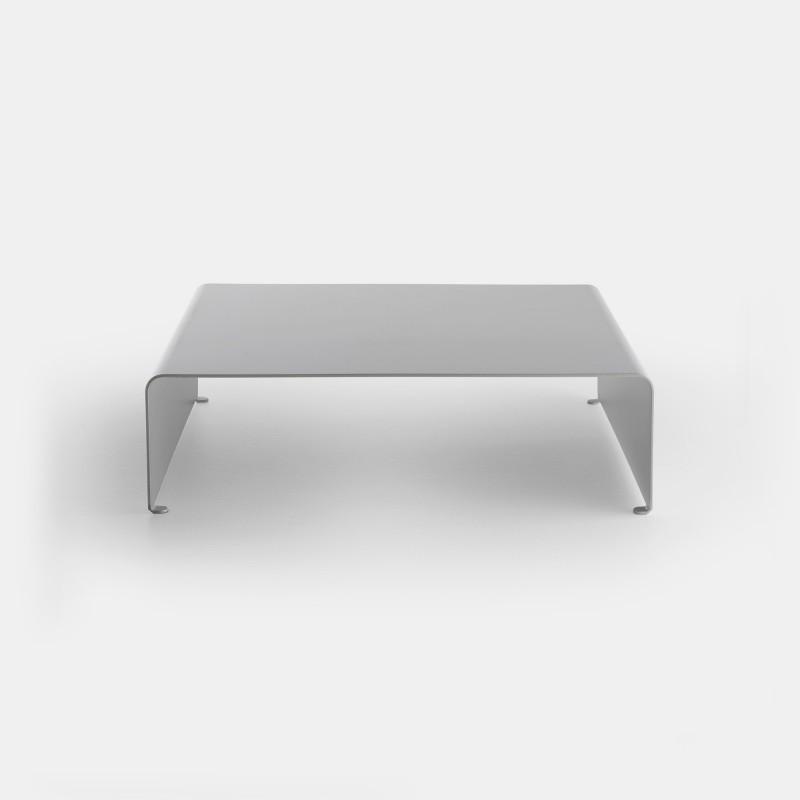 LA TABLE BASSE. Tavolini rettangolari dal design moderno. MDF Italia.