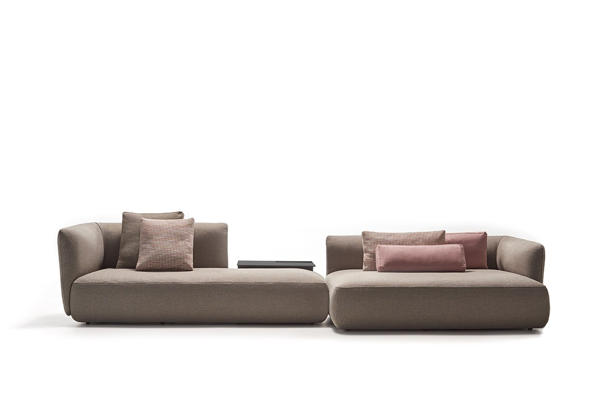 Italian modern design furniture mdf italia for Sofa divano