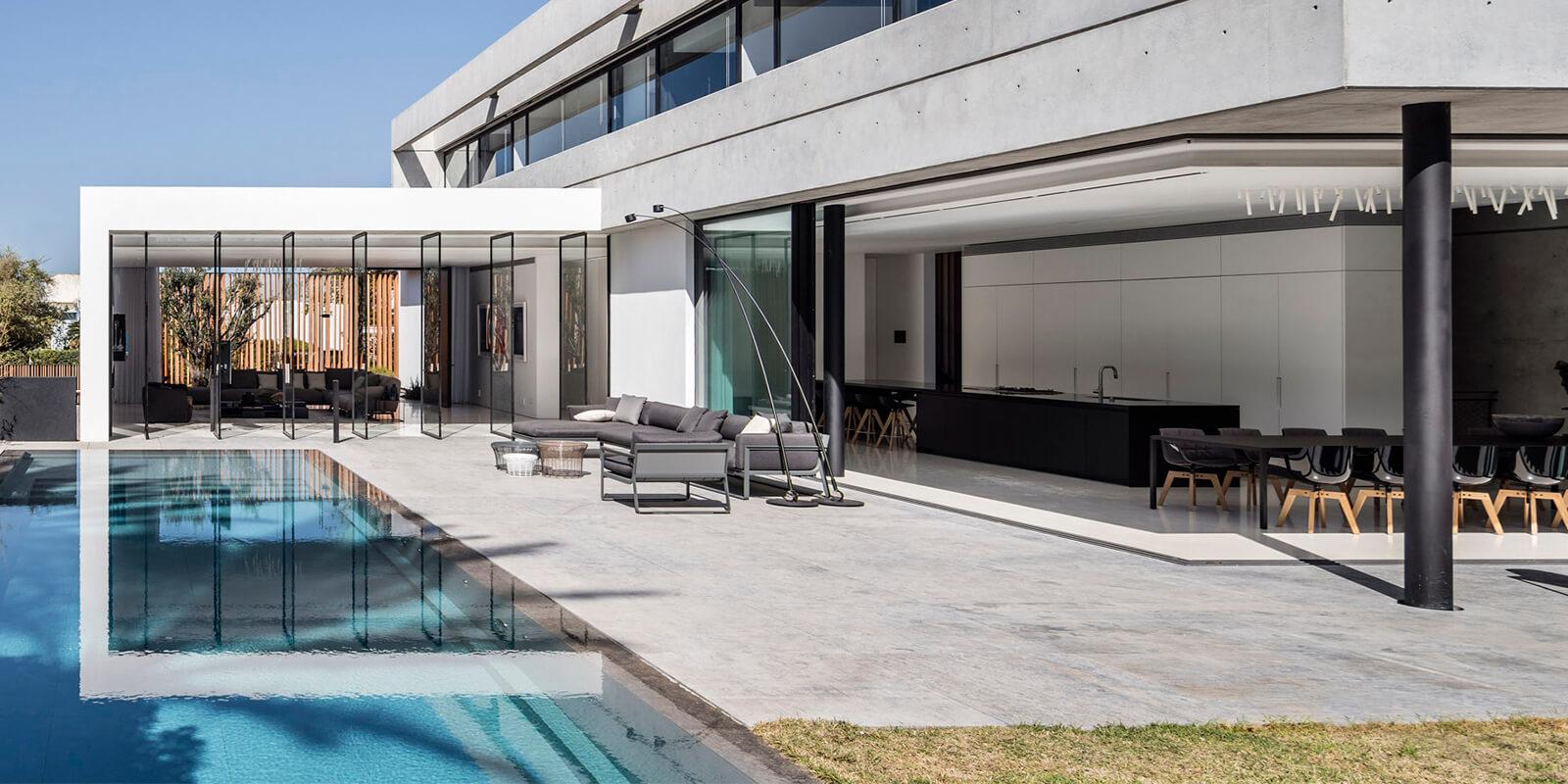Progetto casa moderna interni casa design mdf italia for Casa moderna milano